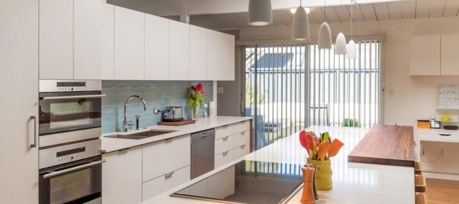 Sleek Stunning Kitchen