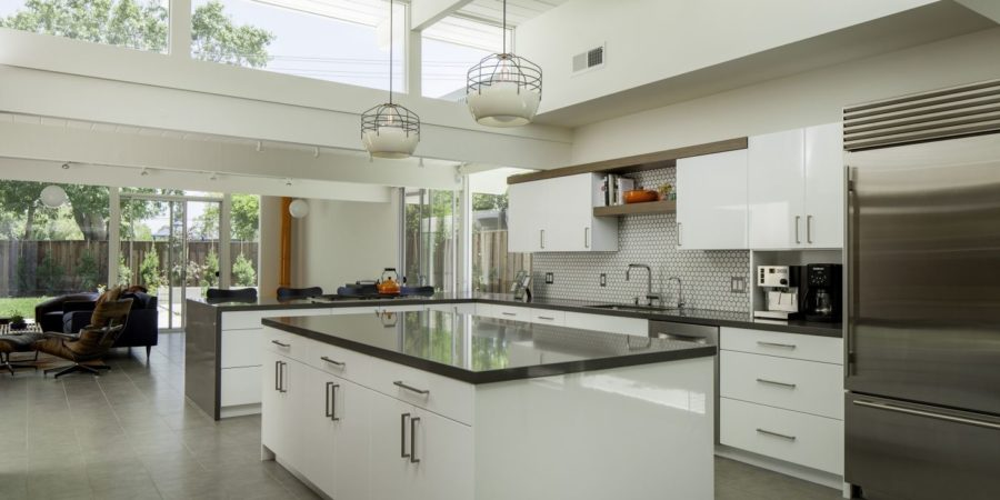 Lifting Spirits with the Skylight Kitchen