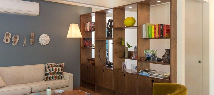 Modern Family Living Space