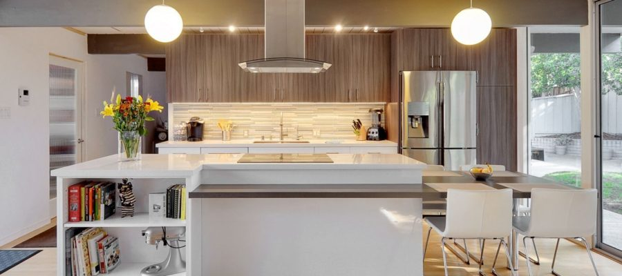 Picture-Perfect Modern Kitchen