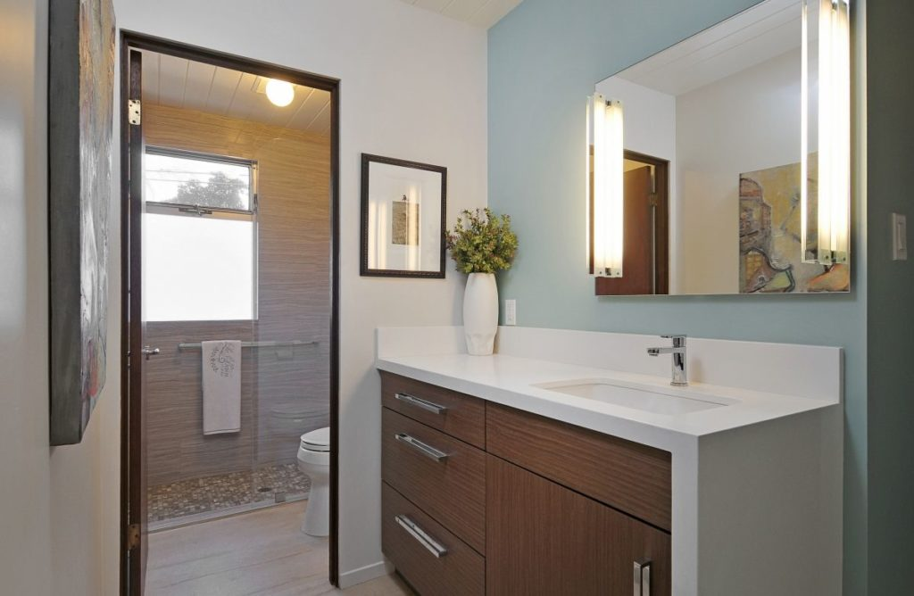 Form Equals Function in Keycon Bath Remodel