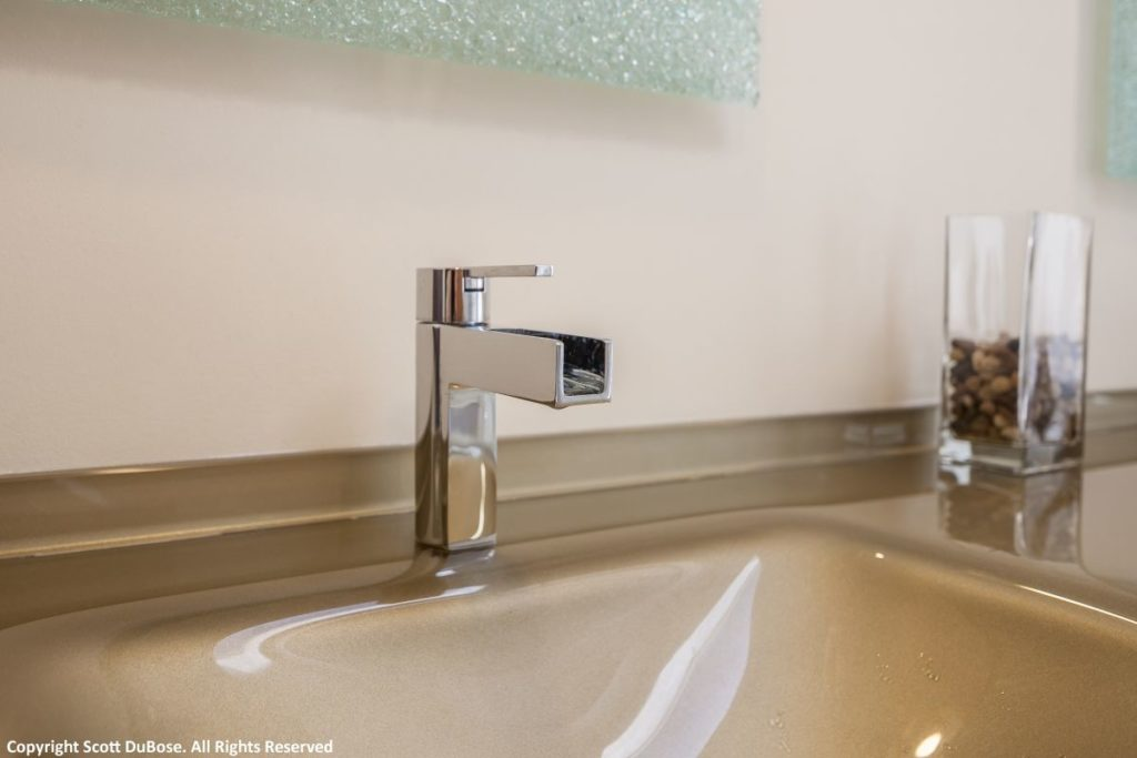 Cool Waterfall Faucet