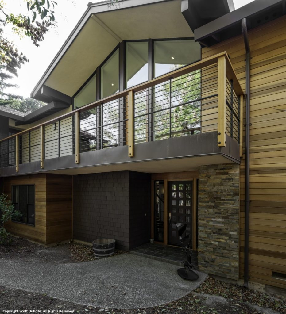 Keycon remodel innovates with natural materials