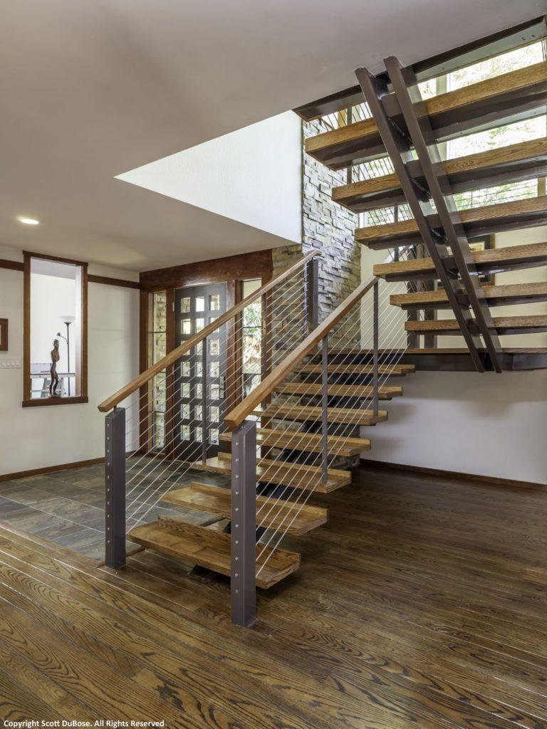 Steps to modern living
