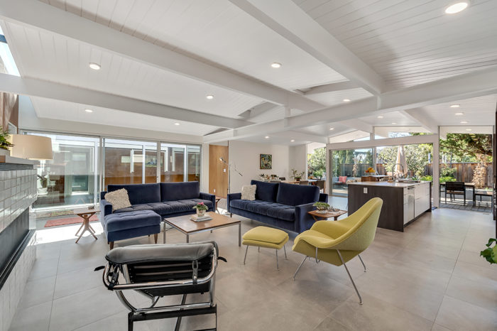 Keycon remodel connects the indoors with the outdoors